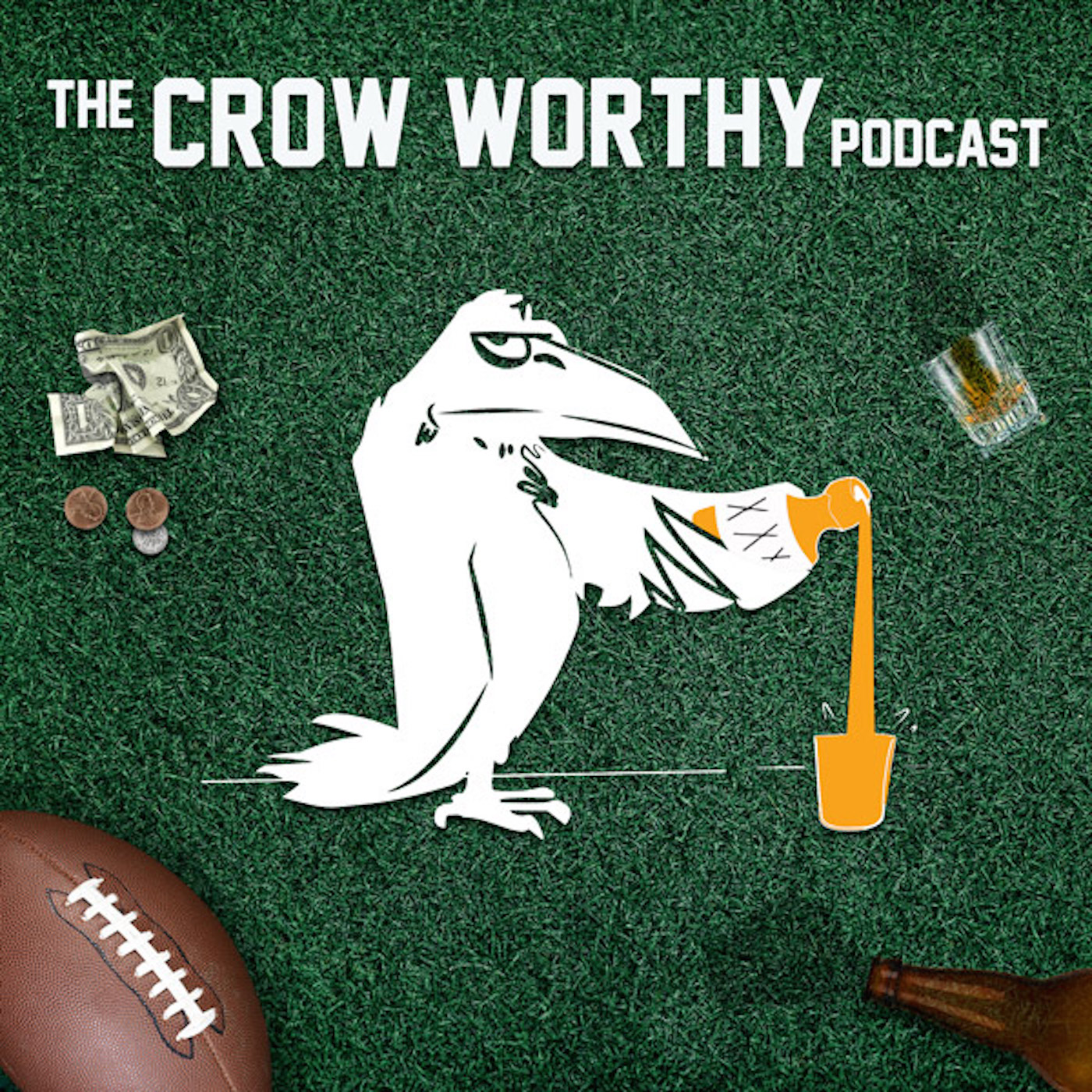 Crow Worthy Locks:  Futures, SB Picks and Week 1 Picks