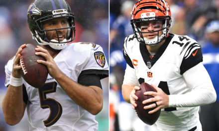 Ravens vs. Bengals Thirsty Thursday Night Fantasy Football Preview