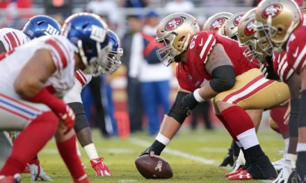 Make Up for It Monday: New York Giants vs. San Francisco 49ers