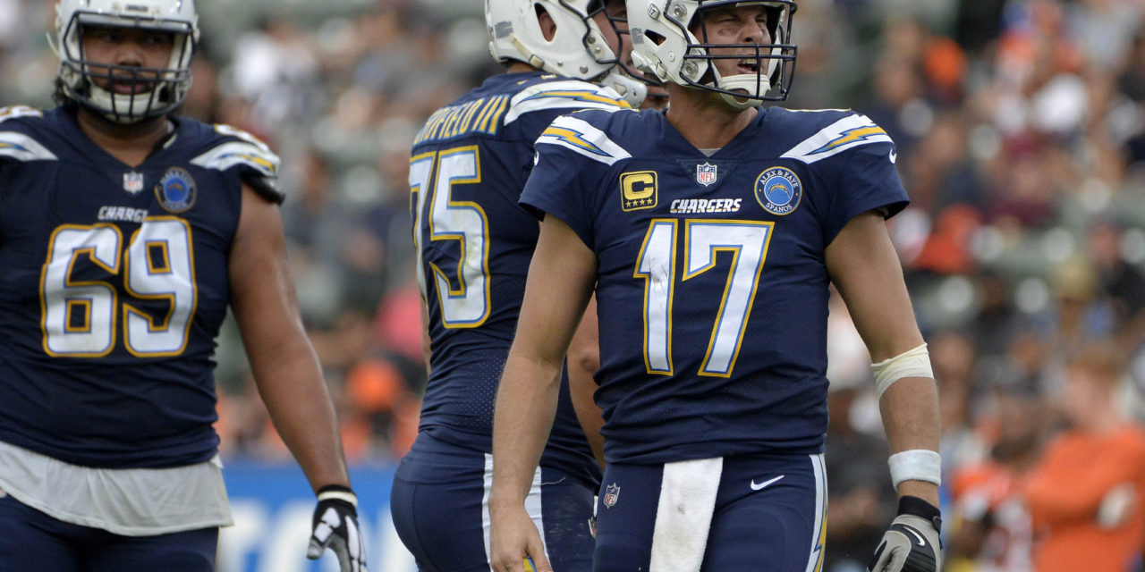 Washington Redskins at Tennesse Titans and Baltimore Ravens at Los Angeles Chargers Saturday Fantasy Football Preview