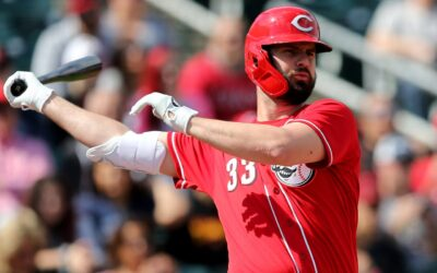 Why Jesse Winker Should Be Your NL MVP Bet