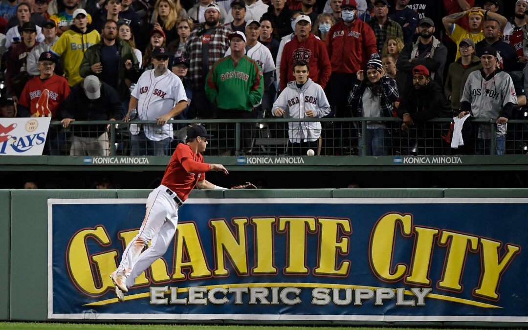 The Boston Red Sox: Lucky and Good